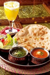 インド料理 ラサマンダ トリファラセット