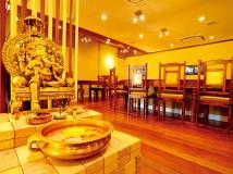 インド料理 ラサマンダ 店内の様子