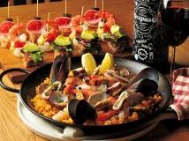 Bar Sabio  バルサビオ・魚介のパエリア