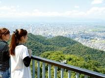 金華山展望台