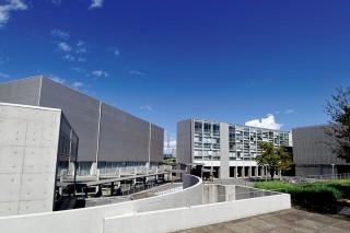 岐阜市立女子短期大学の校舎
