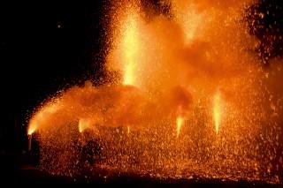 節分 手筒煙火奉納祭 @ 伊奈波神社 | 岐阜市 | 岐阜県 | 日本