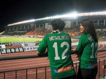 FC岐阜の 熱戦を競技場へ 観に行こう!