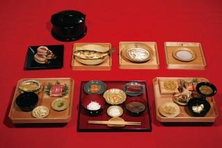 津田宗及に振る舞われた料理の復元