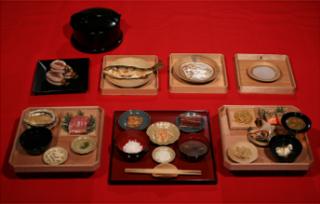 津田宗及をもてなした料理の復元
