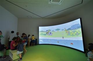 第3展示室「技術 –よろこび–」