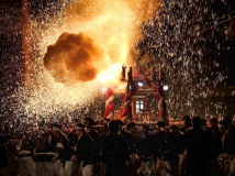 @takechan86/手力の火祭