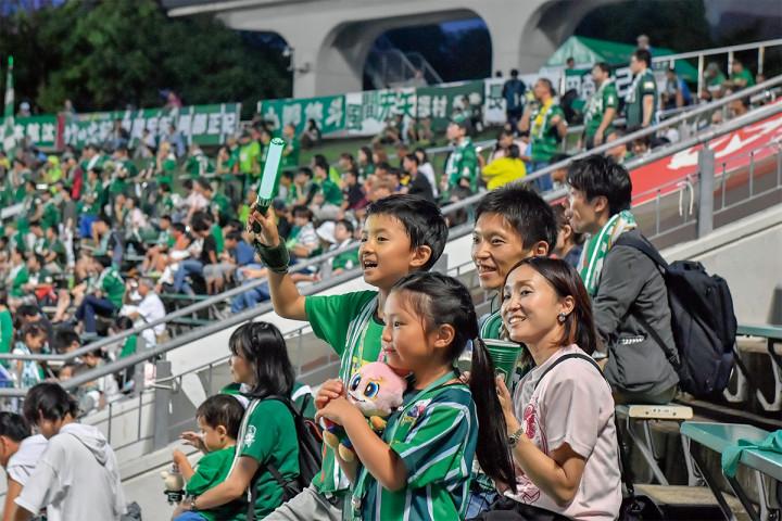 FC岐阜観戦
